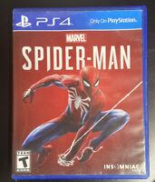 Marvel Spider-Man (PlayStation, PS4) Spiderman Game