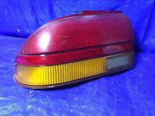 OEM 1993 1994 1995 SATURN SL DRIVER LEFT TAIL LIGHT 93 94 95