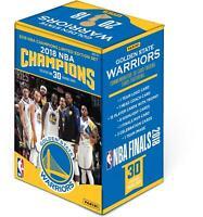Golden State Warriors 2018 NBA Finals Champions Panini 30 Card Team Set