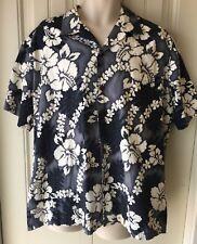 Hawaiian Reserve Collection Men's Medium Hawaiian Shirt