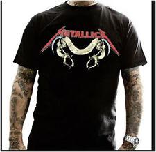 Metallica My Apocalypse  Music punk rock t-shirt  MEDIUM NEW