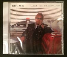 """Elton John """"Songs From The West Coast"""" CD Import (2001) Brand New Factory Sealed"""