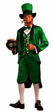 Men's Mr Leprechaun Costume St. Paddy's Day St. Patricks Adult Size