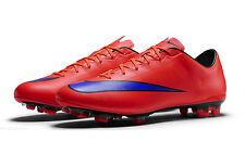 Nike Mercurial Veloce II FG Soccer Cleats – Mens 11 –Crimson/Violet – 651618 650