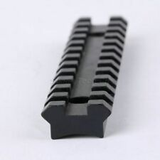 Long 20mm Rail Picatinny Weaver For Rifle Scope and Flashlight Mount With Screw
