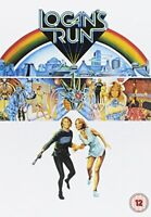 Logans Run [DVD] [1976] [DVD][Region 2]