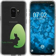 Case für Samsung Galaxy S9 Silikon-Hülle Ostern M2 Cover