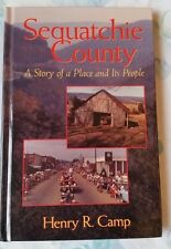 Sequatchie County : A Story of a Place and Its People (1997 HC 1st Ed Signed)