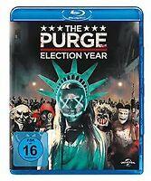 The Purge 3 - Election Year [Blu-ray] von DeMonaco, ... | DVD | Zustand sehr gut