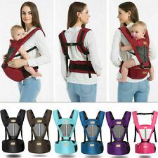 3 in 1 Ergonomische Babytrage Kindertrage Bauchtrage Rückentrage Baby Carrier