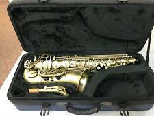 Buffet Crampon 400 Series Antique Matte Finish Alto Saxophone