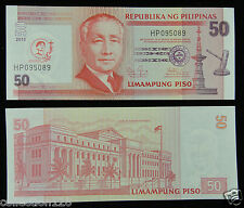 Philippines 50 Piso Commemorative Note 2013, Saint Pedro Calungsod