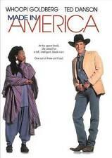 MADE IN AMERICA FULL SCREEN DVD MOVIE WHOOPI GOLDBERG TED DANSON FREE SHIPPING