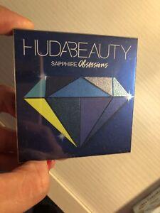 Huda Beauty Sapphire Obsession Palette Make Up