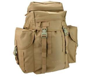 NI Patrol Pack Military Rucksack 40 Litre TAN