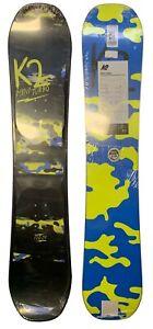 NO RESERVE > K2 Mini Turbo Boy's Snowboard, 120cm !! NEW  !! $219.95 MSRP !!