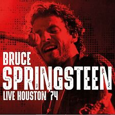 - Bruce Springsteen-Live Houston'74 CD NUOVO