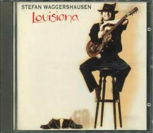 "STEFAN WAGGERSHAUSEN ""Louisiana"" CD-Album"