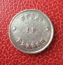 France - Intéressant Essai de Frappe pour 10 Francs Jimenez