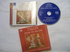 TALLIS/Oxford Camerata/Jeremy Summerly: Spem In Alium - 2005 EU CD Slipcase