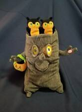 Hallmark Halloween Spooky Tree with Owls Animated Light Up Musical Decoration