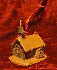 "Lowell Davis 1986.Ornament/ Figurine. ""Country Christmas"".In Original Box"