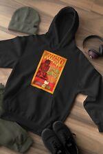 Woodstock Jimmy Hendrix Con capucha Street Fashion Art
