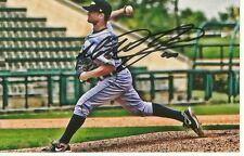 matt little Signed autographed 4x6 photo tigers Minor League