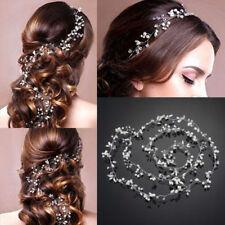 Accessoires bandeaux perle pour la mariée