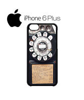 Vintage Phone Retro 80's iPhone 4 5 5c 6 Plus S Phone Mobile Case Cover 1132