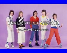 """Bay City Rollers 10"""" x 8"""" Photograph no 38"""