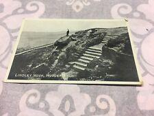 Old Postcard Lindley Mood Huddersfield