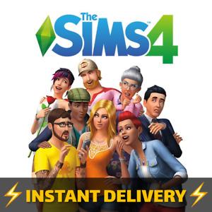 The Sims 4 , Region Free , PC Key (Origin)