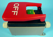 Shop Fox Safety Paddle ON/OFF Switch In Enclosure For 110 VAC Machines D4160 New