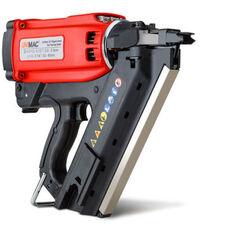 UNIMAC Cordless Framing Nailer 34 Degree Gas Nail Gun Portable Battery Charger