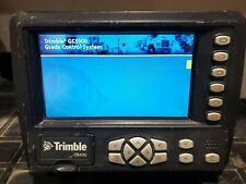 Trimble Cb430 Display with Gcs900 Full Automatics for Machine Control