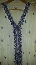 H&M Full Length Polyester Casual Dresses for Women