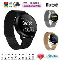Waterproof Bluetooth Smart Watch Smartwatch Phone Mate For iphone IOS Android
