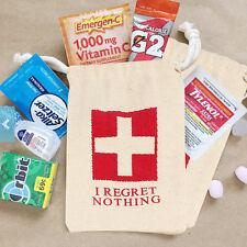 10PCS Wedding Favor Hangover Kit Bridal Shower Bags Bachelorette Party Supplies