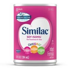 Infant Formula Similac Isomil Advance 13 oz. Can Concentrate 56975 Case/12