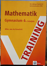 Mathematik Gymnasium 6. Klasse Gymnasium Bayern