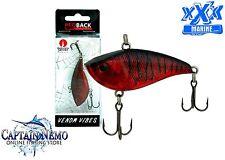 XXX MARINE REDBACK VENOM VIBE FISHING LURE 10G HALF BLOOD LURES 10 RVV10-10