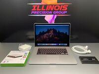 ✭ RETINA MacBook Pro 15 ✭ TURBO Quad i7 3.2ghz ✭ 16GB RAM 500GB SSD BUNDLE PKG