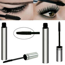 Makeup Black Eye Lashes Mascara Waterproof Natural 3D Fiber Long Curling Eyelash
