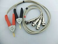 LCR Meter Test Leads / LCR test Clip / Terminal Kelvin Test Line High Quality