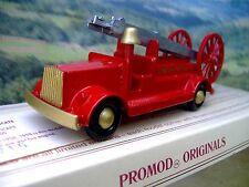1/43 Promod Originals (England)  Fire Engine