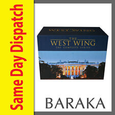 The West Wing: Complete Seasons 1,2,3,4,5,6,7 Collection DVD Box Set New R4