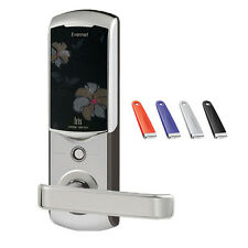 IRIS Digital Door Lock Keyless Electronic Security Entry - Passcode & 4Touch Key