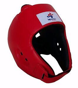 Master Sports Head Guard Boxing Head Guards Protective Gear Kids Head Guards b