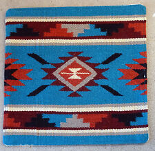 Wool Pillow Cover HIMAYPC-38 Hand Woven Southwest Southwestern 18X18